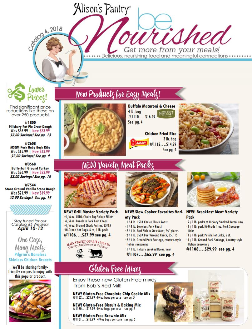 Be Nourished 4 cover