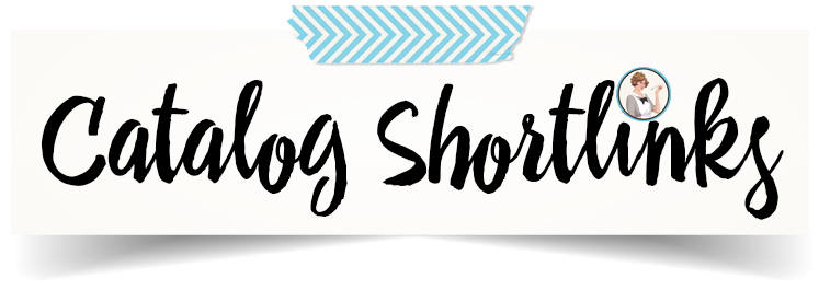 Catalog Shortlinks