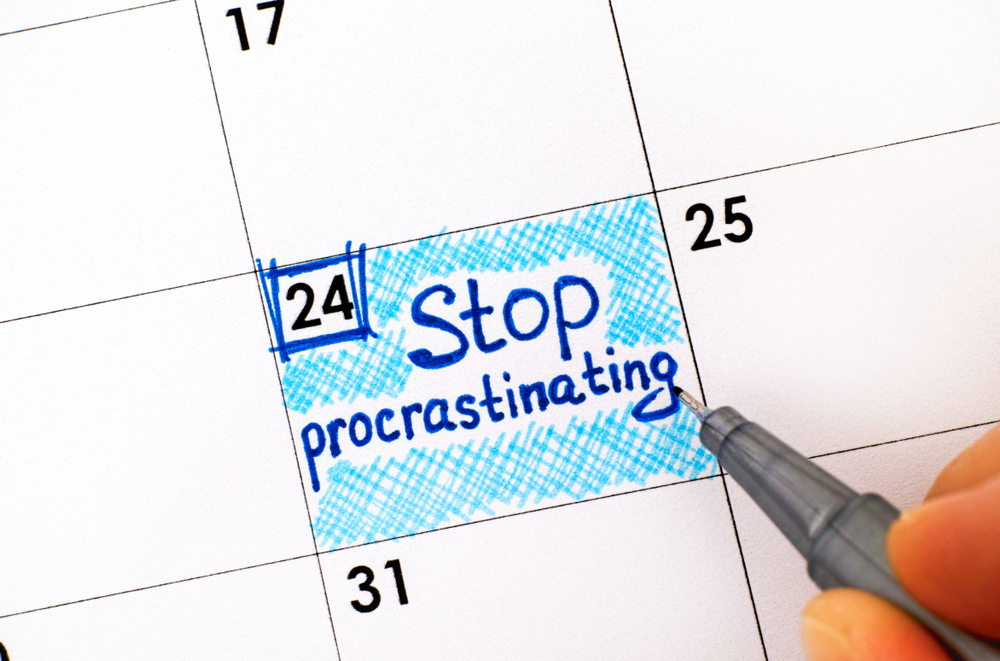 6 Tips to Finally Stop Procrastinating